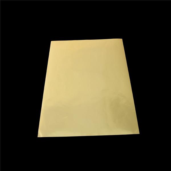 Aluminum Foil Sticker Paper