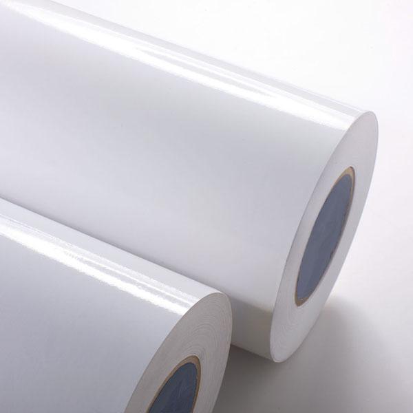 Cast Coated Sticker Paper
