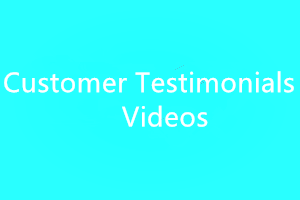 Customer Testimonials Videos