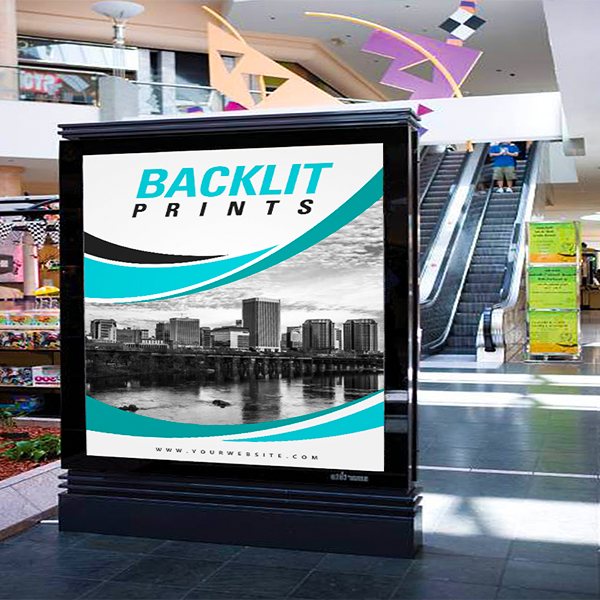 PVC Flex Banner Backlit