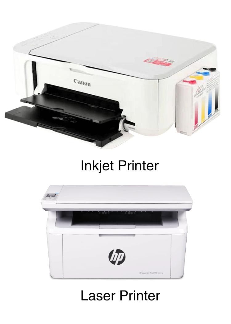 suitable for inkjet printer